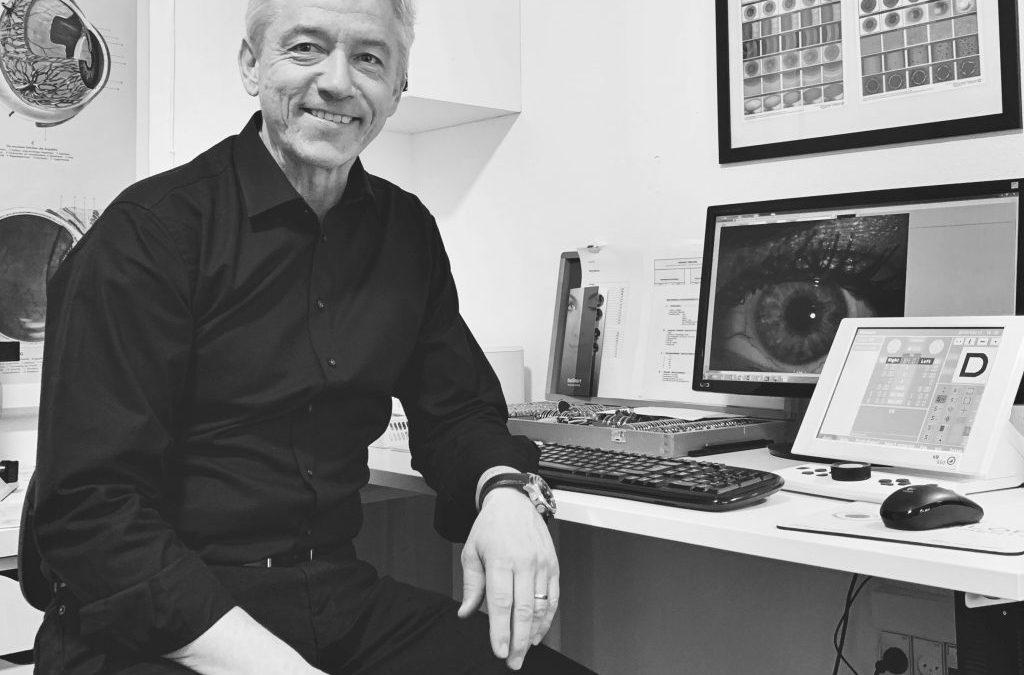 Kaj Verner Nielsen – En levende legende i optikerverdenen
