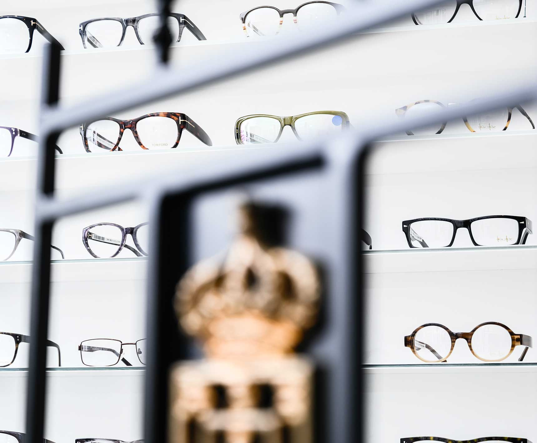 stort udvalg af briller