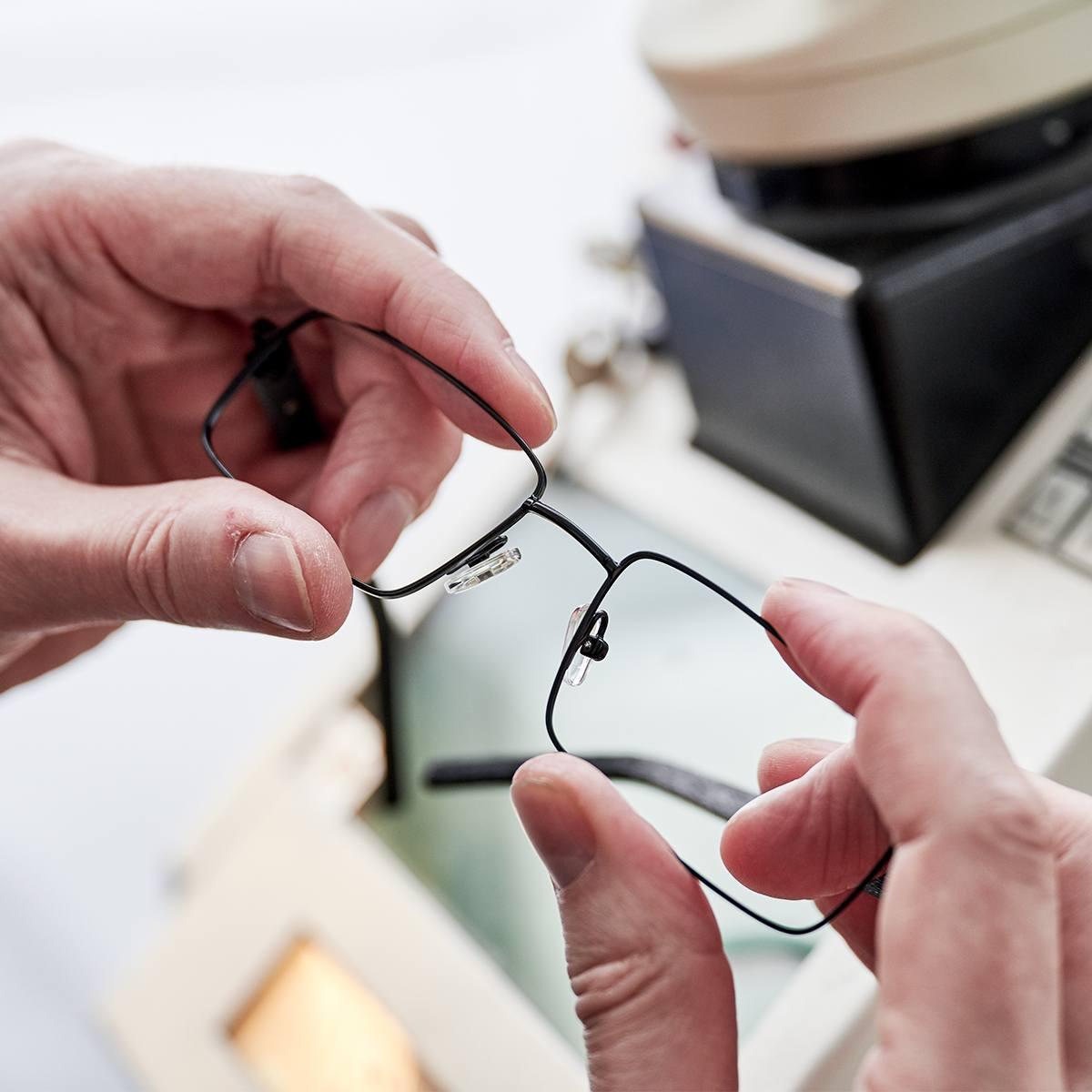 find de rigtige briller