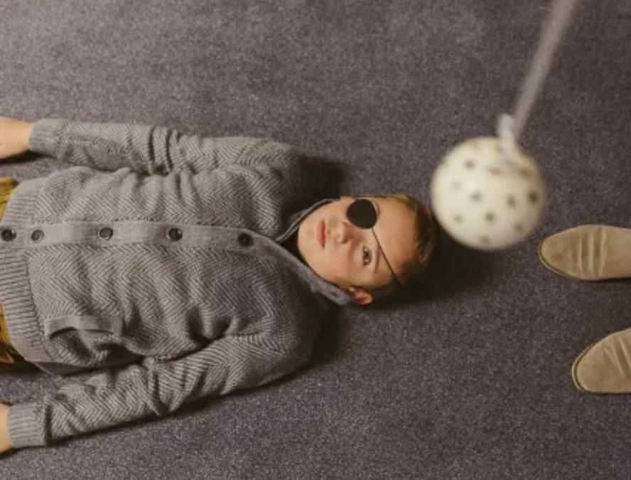 Opfang tegn på syns- og samsynsproblemer hos børn